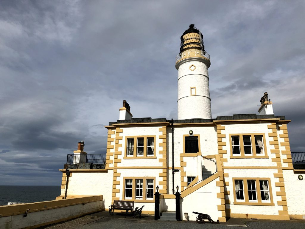 Corsewall Point Lighthouse